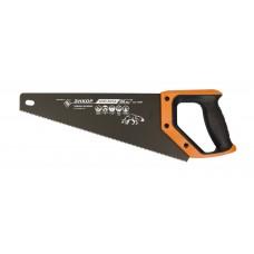 Ножовка Лисица 350 мм, закаленный зуб