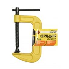 Струбцина усиленная тип G 75 мм