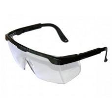 Очки защитные Эксперт прозрачные c регулируемой длиной дужки