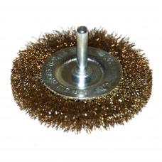 Щетка для дрели Ф50 мм, дисковая