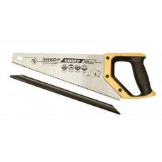 Ножовка Бобер 350 мм, закаленный зуб