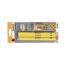 Набор карандашей 6 шт+ точилка