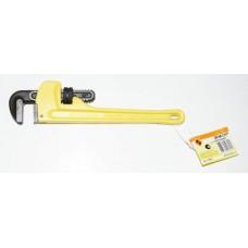 """Ключ трубный Stillson 10"""" алюминиевая ручка"""