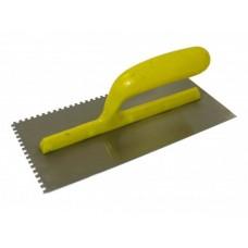 Гладилка 130х280 мм, зуб 4х4 мм