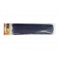 Хомут монтажный 4,8х400 черный (100шт)