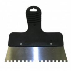 Шпатель 200 мм, зуб 6х6 мм