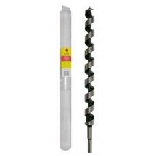 Сверло для дерева 40Х460 мм, винтовое