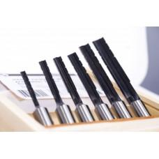 Набор пазовых фрез 6,8,10,12,14,16мм для К231-31