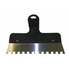 Шпатель 250 мм, зуб 10х10 мм