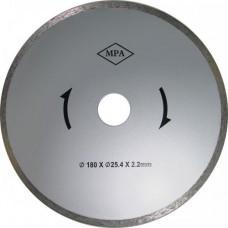 Круг алм ф180x25,4х2,2мм К 463
